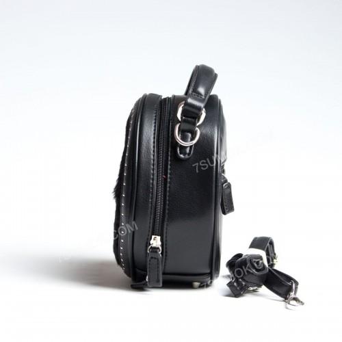Клатч 6153-1T black