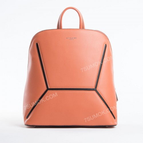 Жіночий рюкзак 6261-2T coral