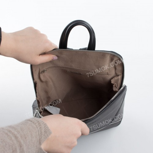 Жіночий рюкзак 6261-2T black