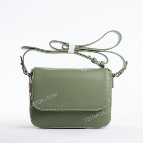 Клатч CM5619T green