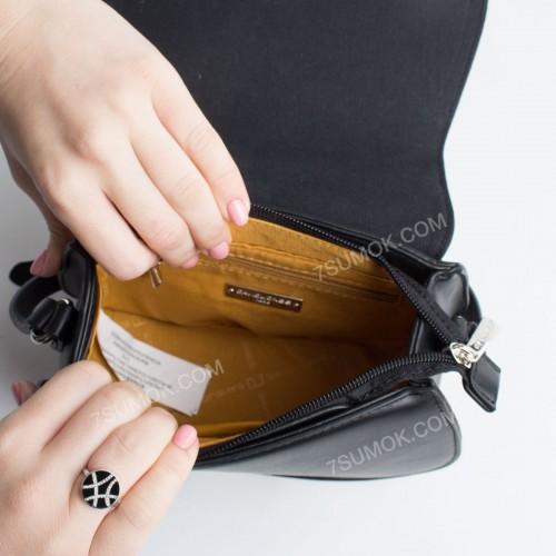 Клатч CM5667 mustard