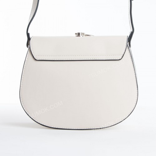 Клатч CM5667 creamy white