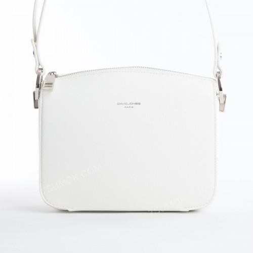 Клатч CM3598A-T white