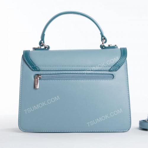 Клатч 6236-1T light blue