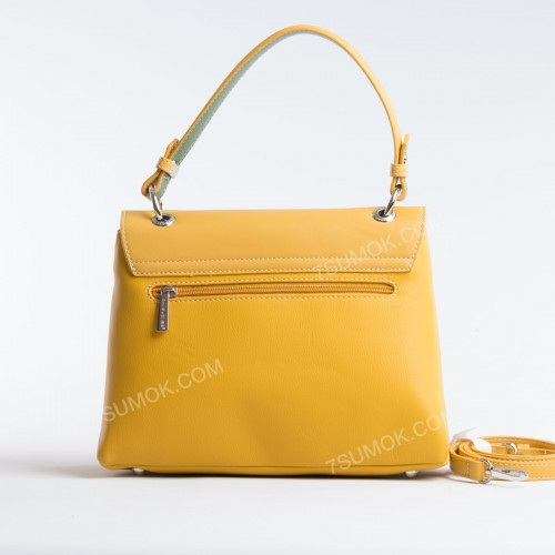 Клатч 6113-2T yellow