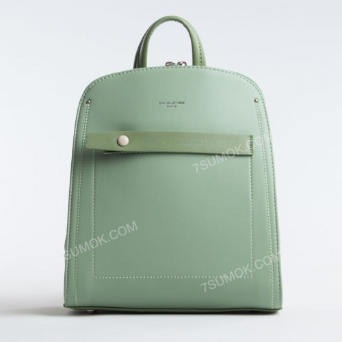 Жіночий рюкзак 6247-2T green