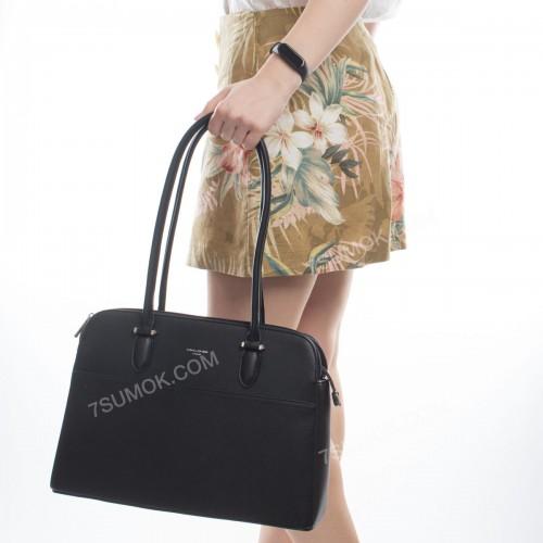 Жіноча сумка 6221-4T black