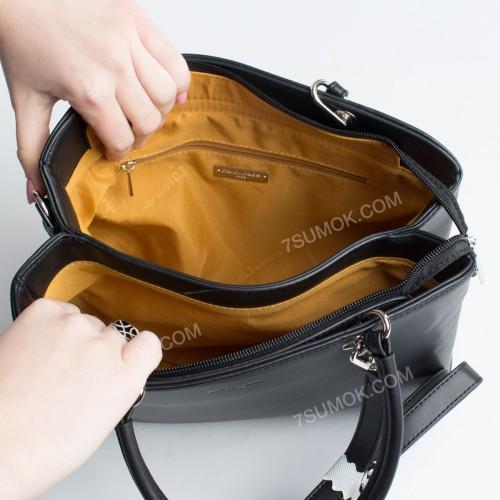 Жіноча сумка CM5704 black