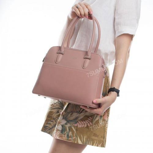 Жіноча сумка 6221-3T pink