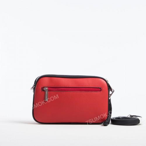 Клатч CM5666T red