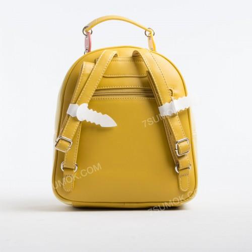 Жіночий рюкзак CM5624T yellow