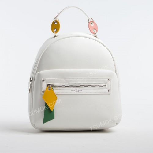 Жіночий рюкзак CM5624T white