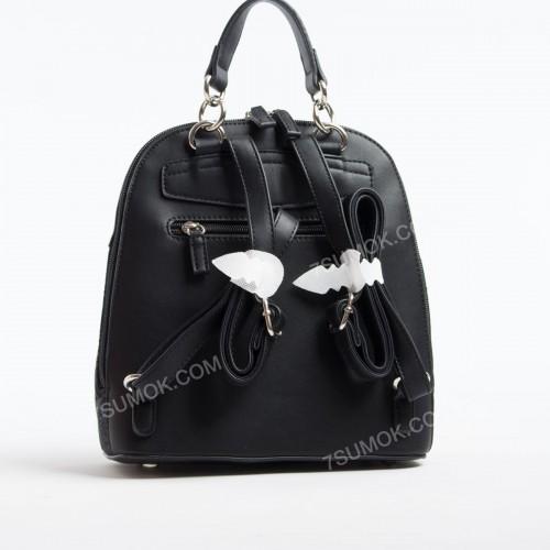 Жіночий рюкзак 6009-1T black