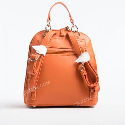 Жіночий рюкзак 6009-1T orange
