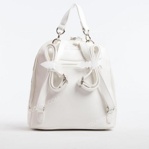 Жіночий рюкзак 6009-1T white