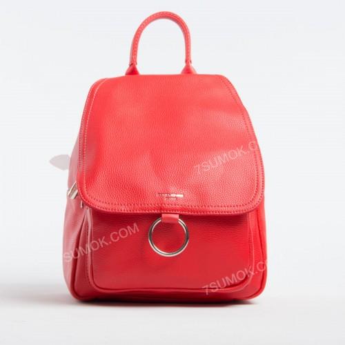 Жіночий рюкзак CM5636T red
