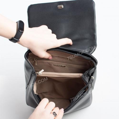 Жіночий рюкзак 6250-2T creamy white