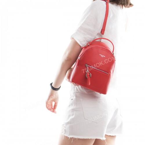 Жіночий рюкзак 5957-2T red