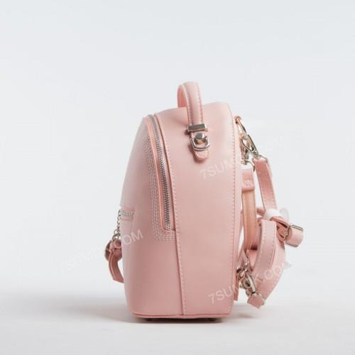 Жіночий рюкзак 5957-2T pink