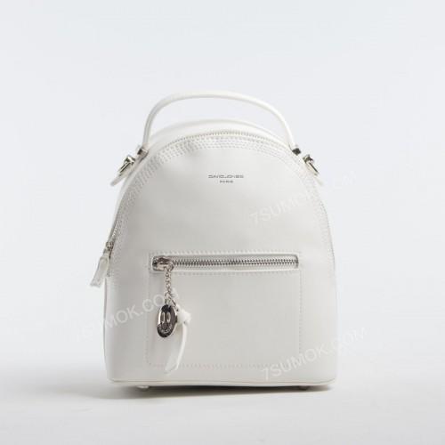 Жіночий рюкзак 5957-2T white
