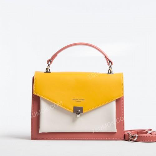 Клатч CM5663T yellow