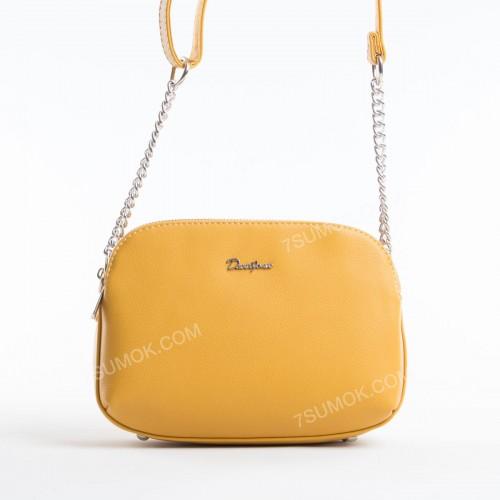 Клатч 6200-2T yellow