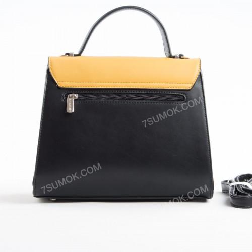 Клатч 6239-2T black