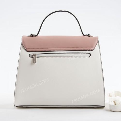 Клатч 6239-2T white