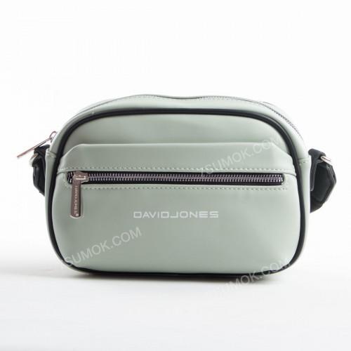 Клатч 6208-1T pale green