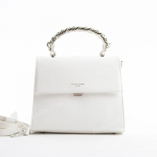 Клатч CM5488T white