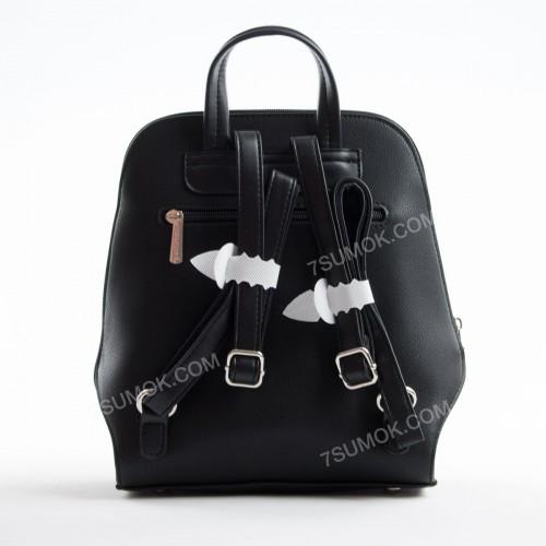 Жіночий рюкзак 6248-1T black