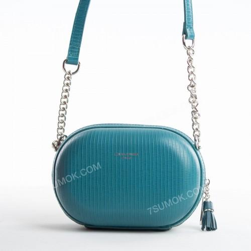 Клатч CM5661T blue green