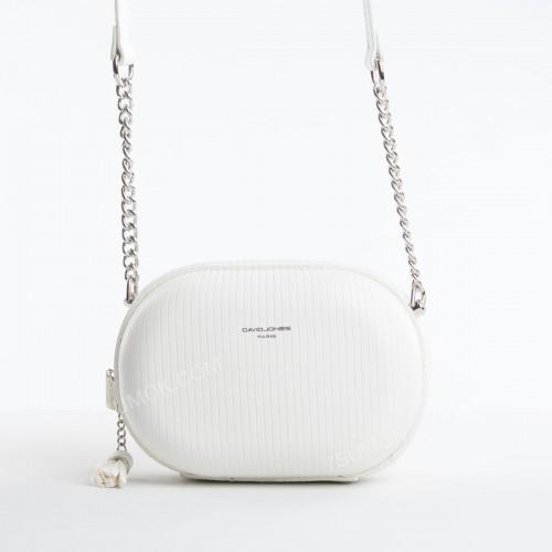 Клатч CM5661T white
