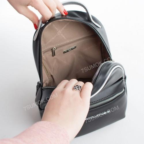 Жіночий рюкзак 6208-3T black