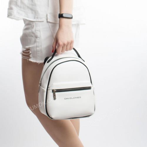 Жіночий рюкзак 6208-3T white