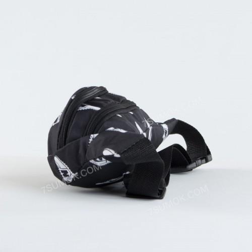 Бананка NW1003 black sneakers