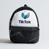Спортивний рюкзак NW1010 TikTok black-white