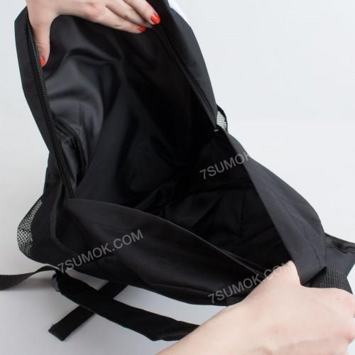 Спортивний рюкзак NW1011 Likee black-black