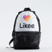 Спортивний рюкзак NW1011 Likee black-white