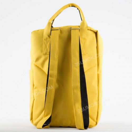 Спортивний рюкзак NW1016 TikTok yellow
