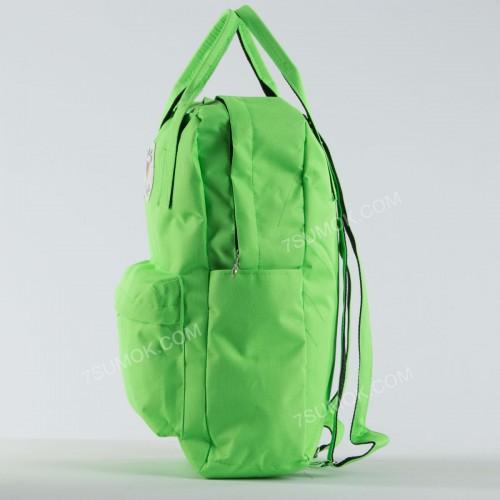 Спортивний рюкзак NW1016 Likee green
