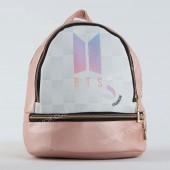 Жіночий рюкзак NW1017 BTS pink