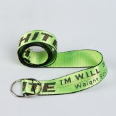 Ремінь NW1022 Off-White light green