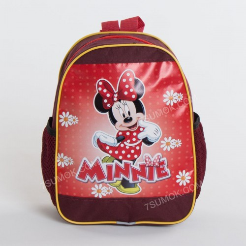 Дитячий рюкзак NW1019 girl minnie red