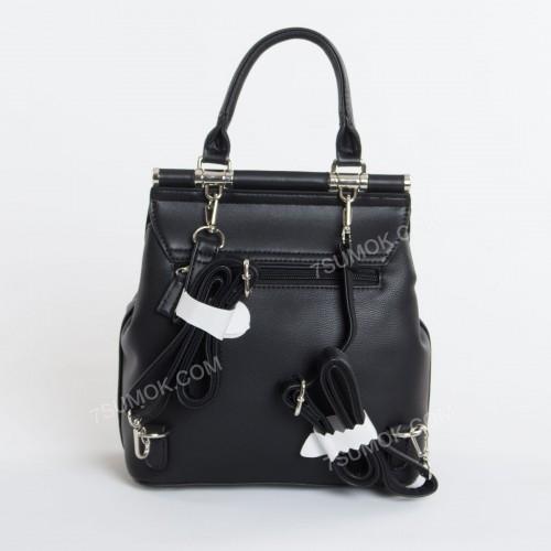Жіночий рюкзак 5954-2T black