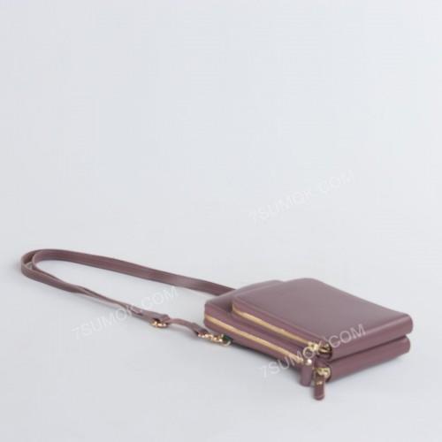 Гаманець-клатч 8398 purple