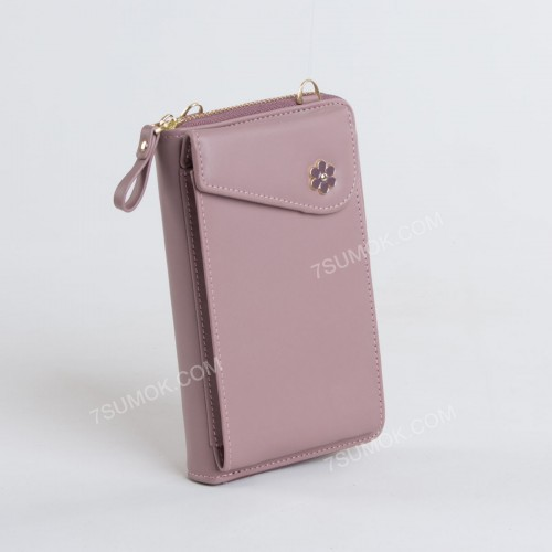 Гаманець-клатч 7106 violet