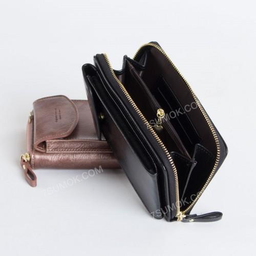 Гаманець-клатч 7103 pink