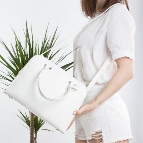 Жіноча сумка 6207-2T white