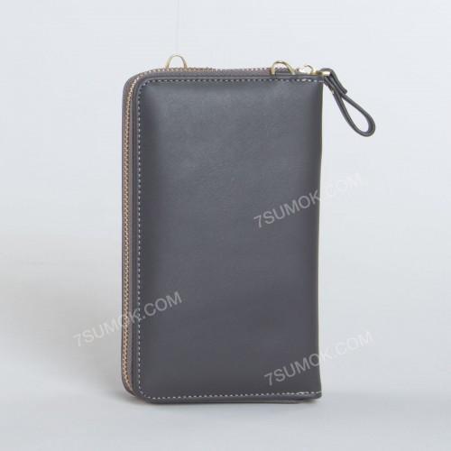 Гаманець-клатч 7098 gray